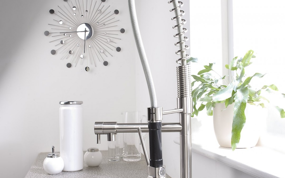 Kitchen Faucet Styles You'll Love